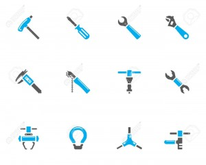 17233599-bicycle-tools-icon-series-in-duotone-color-style-stock-vector
